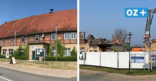 Abriss von Gemeindehaus in Kalkhorst: Neubau für Minimare statt Sanierung
