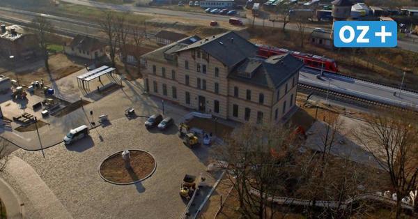 Zeitreise: So hat sich Grevesmühlens Bahnhof in 150 Jahren verändert