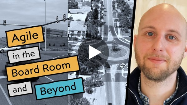 Agile in the Boardroom and Beyond | with Jurriaan Kamer - Agile with Jimmy