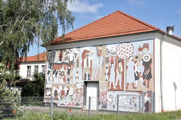 Wo befindet sich dieses Kunstwerk? (Foto: Marlies Schnaibel)