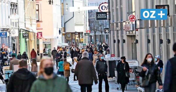 """Landrat von Vorpommern-Rügen: """"Wir haben selbst in der Hand, wie lange die Geschäfte offen bleiben"""""""