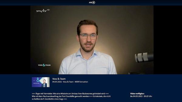 Dr. Jonas Kahl bei Voss & Team