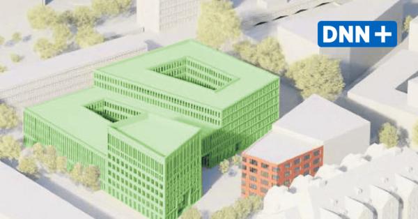 Neubau Landtag in Dresden: Streit um die richtige Höhe nimmt an Schärfe zu