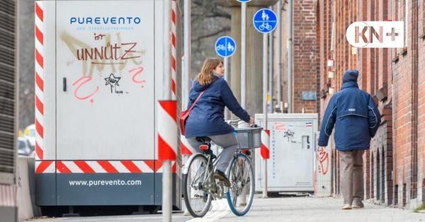 Umwelthilfe klagt gegen Kiels verrückten Radweg