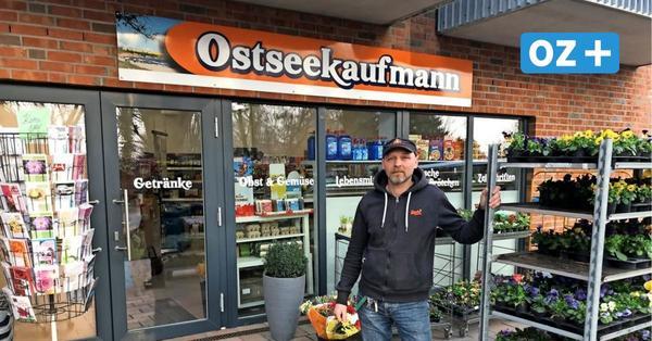 Blowatzer Ostseekaufmann eröffnet zweite Filiale auf dem Dorf