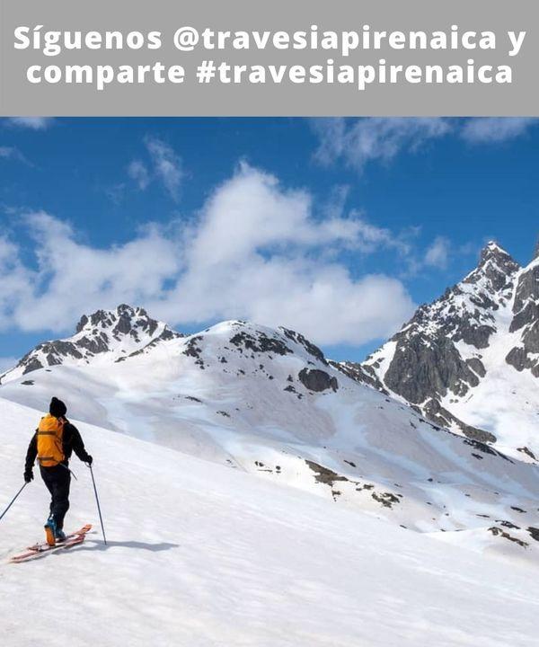 📸 : @gaellh // Col De Pombie, paseo con vistas al Pic du Midi d'Ossau