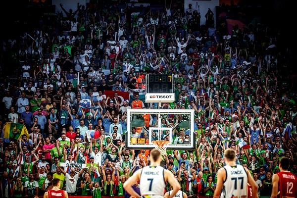 Slovenian fanbase