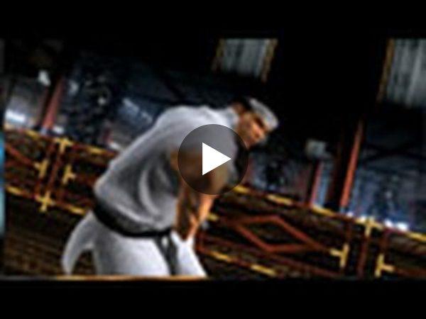 バーチャファイター5 ファイナルショーダウン VERSION A プロモーション映像