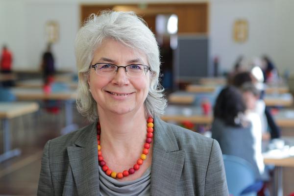 Elke Sasse, Lübecks Gleichsstellungsbeauftragte (Foto: Roeßler)