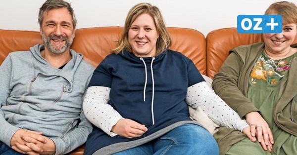 Zwei Mütter, Vater, Kind: So läuft der Alltag in einer Regenbogenfamilie in Rostock
