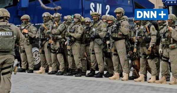 Mobiles Einsatzkommando in Dresden aufgelöst: Wer übernimmt jetzt die Terrorbekämpfung?