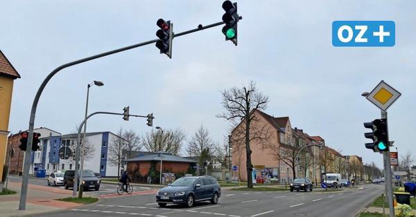 Das ist Greifswalds gefährlichste Kreuzung