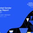 WEF: Global Gender Gap Report 2021