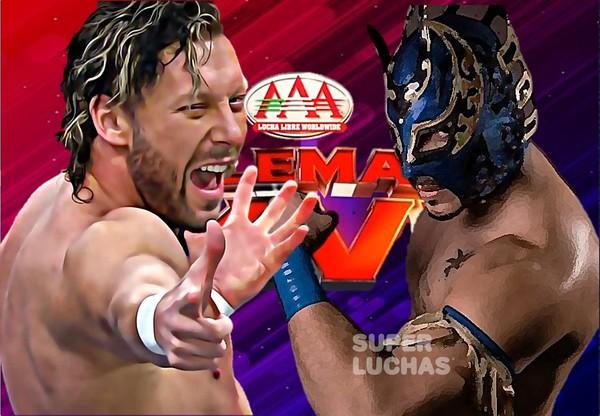 Laredo Kid volverá a chocar con Kenny Omega, ahora en AEW