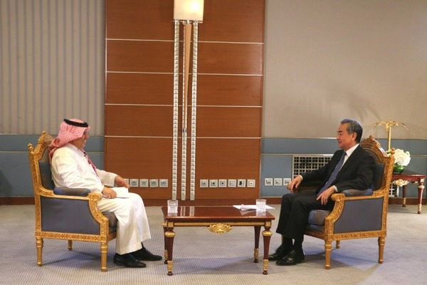 Chinese FM lauds China-UAE cooperation, friendship