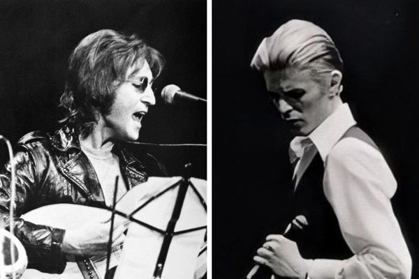 David Bowie and John Lennon's powerful isolated vocals for 'Fame' - Far Out Magazine
