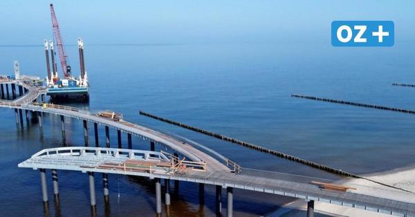 Einmalig in Deutschland: Koserower Seebrücke erhält eigenes Glockengeläut