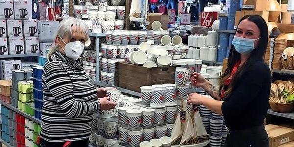Shoppen mit Negativ-Test: So sehen das Händler in Wolgast und auf Usedom