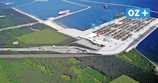 Containerhafen Swinemünde: Erster Erfolg für Usedomer Bürgerinitiative