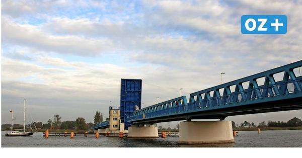 Usedom: Ab April Bauarbeiten an der Zecheriner Brücke geplant