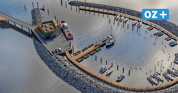 """Inselhafen in Prerow kann gebaut werden: """"Haben jeden Tag darauf gewartet"""""""