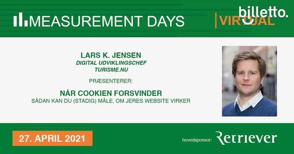 Measurement Days Virtual: Når cookien forsvinder