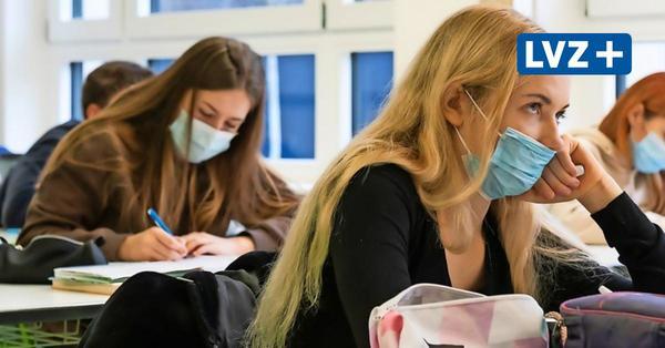 Neue Corona-Regeln in Sachsen: Masken-Pflicht nun auch im Unterricht