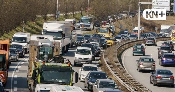 Verkehr in Kiel: Mit dem Frühling kommen die Baustellen