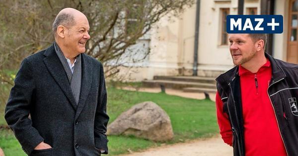 Olaf Scholz will Kompromisse fürs Baden und Rodeln in Babelsberg und Sanssouci