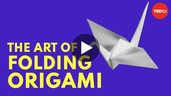 The satisfying math of folding origami - Evan Zodl