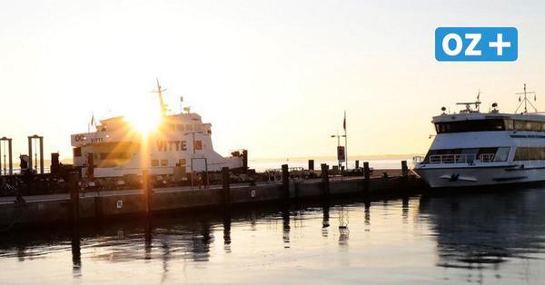 Hiddensee: Fahrplan - Warum die Ostsee-Insel über Ostern Häfen schließt