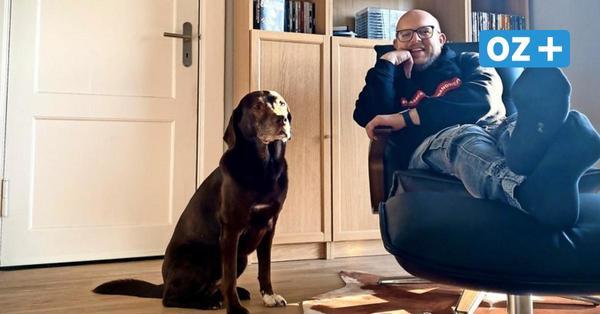 "Wismarer Friseur: So tickt Jörg Zecher von ""Fristyler"" privat"