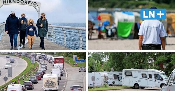 Ostern an der Ostsee: So werden Tagesgäste an der Küste kontrolliert