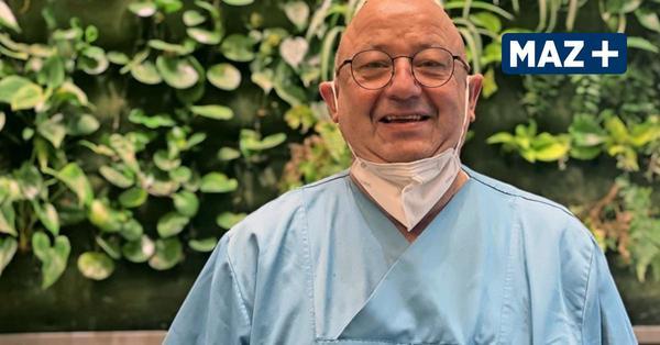 Elstal: Ingo Musehold - ein einfühlsamer Pfleger