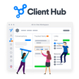 Client Hub: Modern Workflow Software with Client Collaboration Built-in
