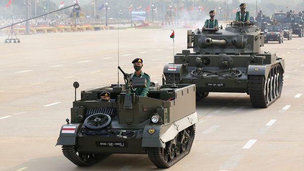 Myanmar: Militärjunta schaltet einen Großteil des Internets ab