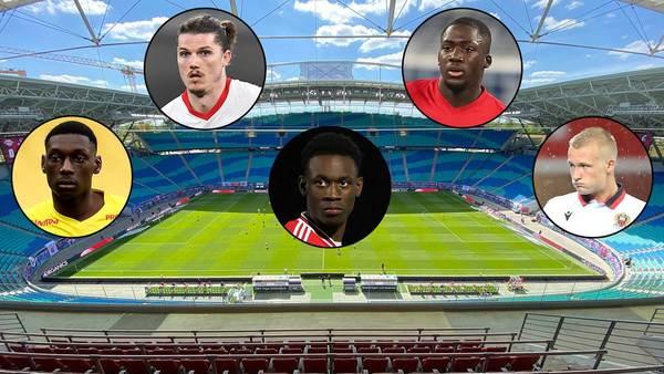 Wer kommt, wer geht? Diese Transfergerüchte rund um RB Leipzig sind aktuell Thema