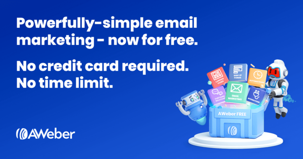 AWeber | Powerfully-Simple Email Marketing for Small Businesses