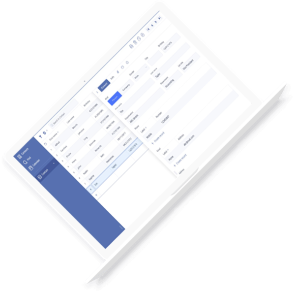 Simple yet powerful. Built to meet demanding UI & integration requirements