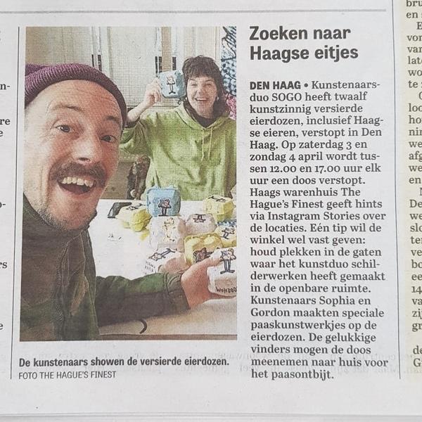 Telegraaf - vrijdag 3 april 2021