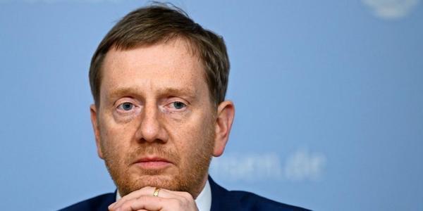 Dritte Corona-Welle: Kretschmer ruft Sachsen zu Zusammenhalt und Solidarität auf