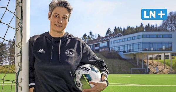 So will Vize-Weltmeisterin Anouschka Bernhard den Frauenfußball in SH nach Vorne bringen