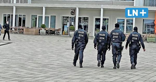 Sonderstreifen der Polizei – aber kaum Verstöße gegen die Auflagen