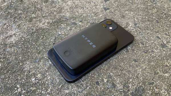 HyperJuice magnetic iPhone 12 battery is handy but hefty [Review]