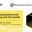 Introducing Modeltime H2O: Forecasting with H2O AutoML | Meetup