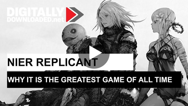 Why NieR Replicant is the greatest game of all time