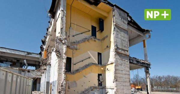 Hannover: Der Abriss am ehemaligen Kaisercenter läuft