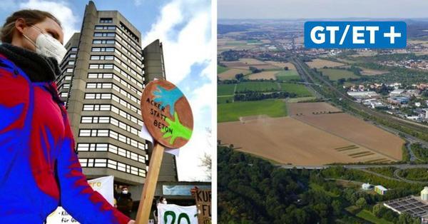 Dragoneranger: Bürgerinitiative und Göttinger Grüne fordern Landschaftsschutzgebiet