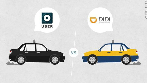 China's DiDi takes on Uber and Bolt in SA's ride-hailing market