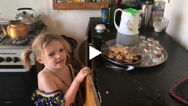 Easter in Africa (vlog Apr 2020)